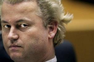 Wilders Nefret Kusmayı Sürdürüyor