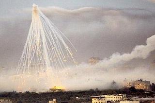 ABD, Irak'ta Beyaz Fosfor Silahları Kullanıyor