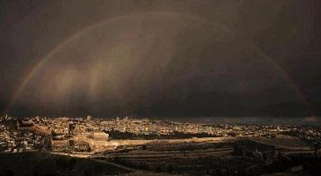Mescid-i Aksa'da Mahşeri Kalabalık(FOTO)