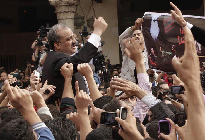 Muhammed el-Biltacı: Yargılanması Gerekenler Kızımın Katili Sisi ve Avanesidir