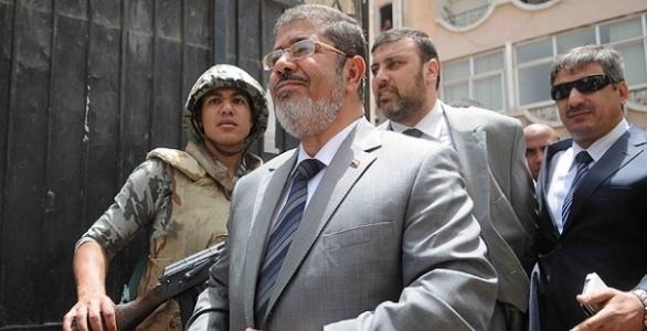 Cunta'dan Mursi'ye İran Suçlaması