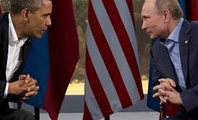 Obama ve Putin Ukranya'yı Konuştu