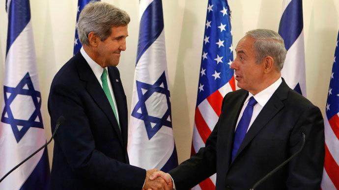 Kerry ile Netanyahu Almanya'da bir Araya Geldi