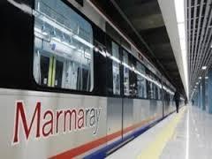 Marmaray 4 Ayda İstanbul Nüfuzu Kadar Yolcu Taşıdı