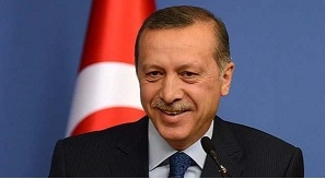 Başbakan Erdoğan ilahi okudu