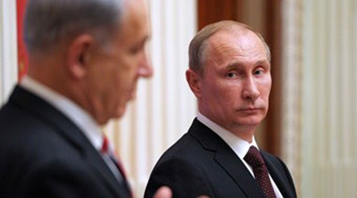 Siyonist Başbakan Putin İle Görüşecek