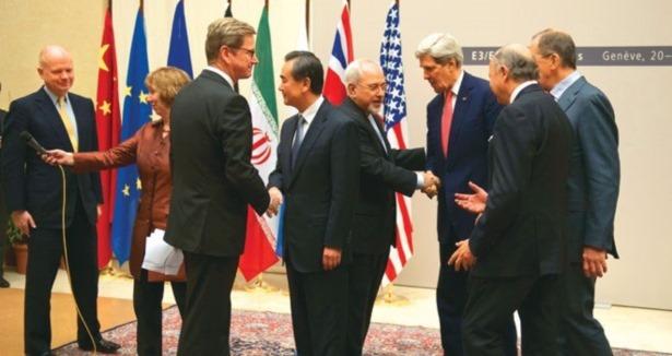 Nükleer müzakerelerin durdurulduğu açıklandı