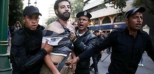 Mısır'ın Cuntası Sindirmeye Çalışıyor