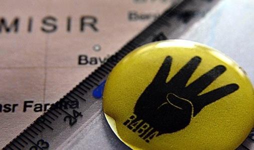 Rabia İşareti Artık Suç