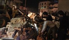 Şili'de 8,2 büyüklüğünde deprem