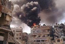 IŞİD Rakka'ya havan saldırısı düzenledi