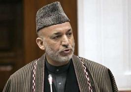 Karzai İran'ın ardından Hindistan'da