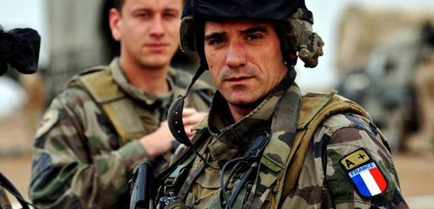 Fransız Askerleri Orta Afrika'dan Çekiliyor
