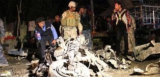 Irak'da Kan Durmuyor