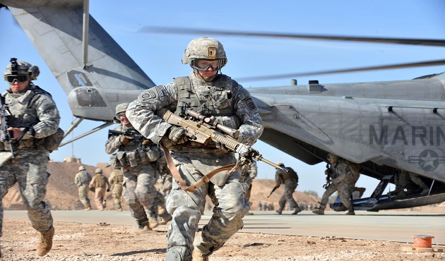 ABD de Orta Afrika'ya asker gönderiyor