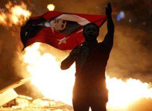 Gezi'cilerin Yılbaşı Planı Deşifre Oldu