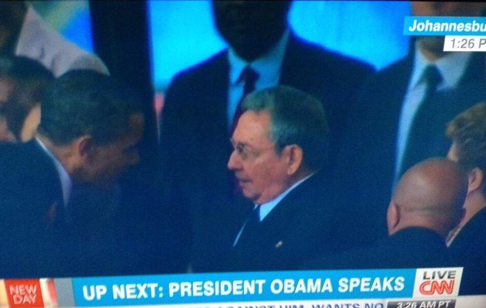 Obama Küba'ya da el uzattı!