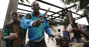 Orta Afrika Cumhuriyeti'nde Müslüman avı