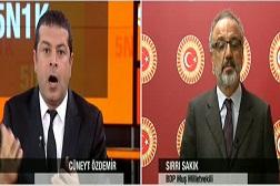 Sakık'a: Batsın böyle siyaset!VİDEO