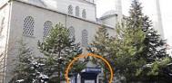 Camiye bankamatik olur mu?