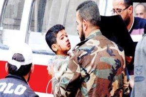 """""""Suriye'de 5 Kez Kimyasal Kullanıldı"""""""