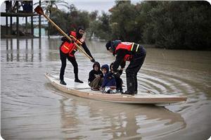 Gazze Sular Altında, İnsanlar Evsiz