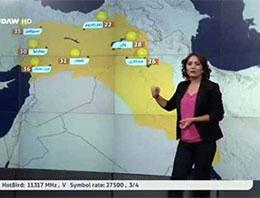 Barzani Kanalında Şok Harita!