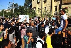 Mısır'da Gösteriler Devam Ediyor