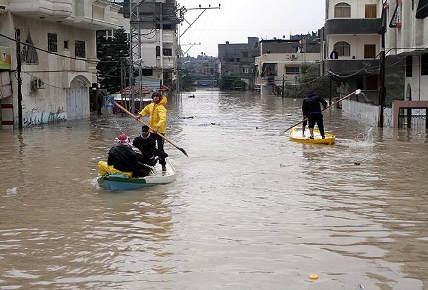 """Gazze """"afet bölgesi"""" ilan edildi"""