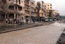 Suriye'de 58 ölü