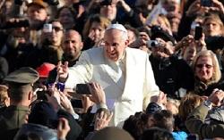 Papa Kudüs'ü ziyaret edecek