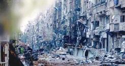 Silahlı gruplar Yermuk'a geri döndü