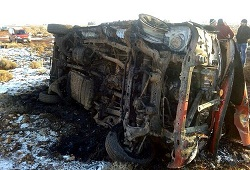 Pakistan'da askeri konvoya saldırı