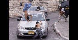 İsrail ezerek öldürüyor