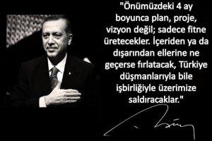 Bir Operasyon Da Erdoğan'dan