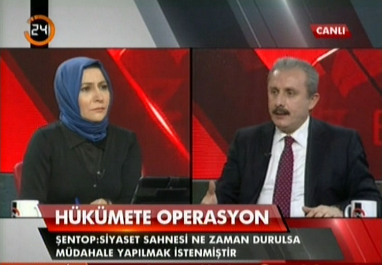 AKP'den Operasyona Son Yorum-VİDEO