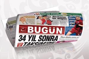 Bugün Gazetesi'ne Şok Suçlama