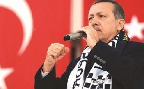 Başbakan Erdoğan'ın bahsettiği polis kamerada!