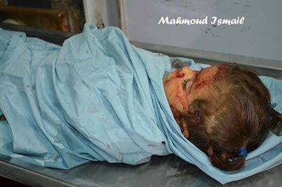Gazze'ye korkunç hava saldırısı