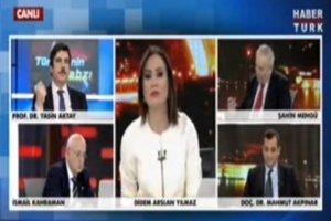 Ekran'da Erdoğan Kavgası-VİDEO