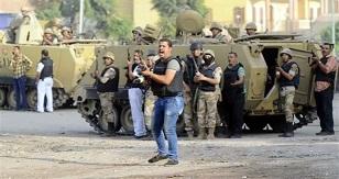 Mısır'da cuma gösterilerinde kan aktı