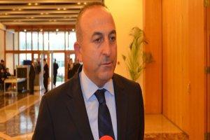 Çavuşoğlu: Türkiye'nin rolü belli