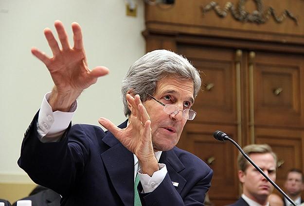 John Kerry'nin Ses Kaydı Basına Sızdı