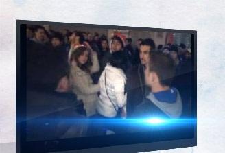 Taksim'de taciz