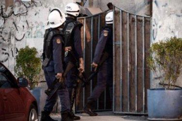 Bahreyn Rejimi'nden Evlere Baskın