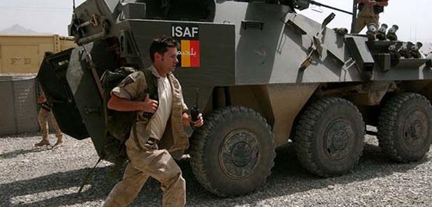 Afganistan'da ISAF görevlisi öldürüldü