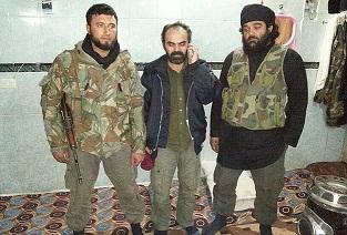 Aygün'ü El Kaide kaçırdı ÖSO kurtardı