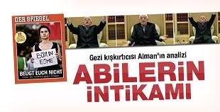Der Spiegel Hükümet Cemaat kavgasını yorumladı