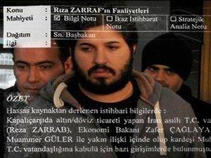 Reza Zarrab İçin Süpriz Karar