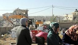 İsrail Filistinlilere ait üç evi yıktı